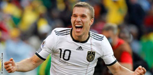 "Germany's squad for Euro 2012 contains a number of players who featured in that game and Podolski admits they are determined to put things right in Poland and Ukraine.  ""We have been playing together for quite a few years now, and many were there in 2006, 2008 and 2010,"" he told Arsenal Player."