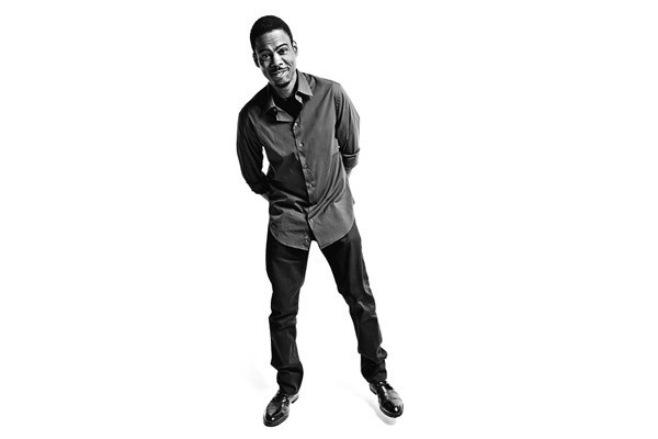 Chris Rock Talks to TIME.