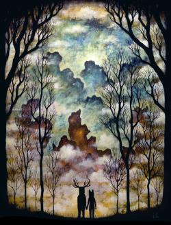 fer1972:  Together at the Threshold by Andy Kehoe