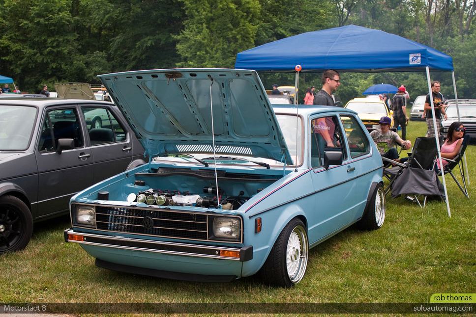 Still posting throwbacks!  Check out our Motorstadt 8 coverage! http://soloautomag.com/?p=857