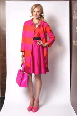 bradgoreski:  Look 1 Kate Spade Resort 2013  styled by mr brad goreski himself!