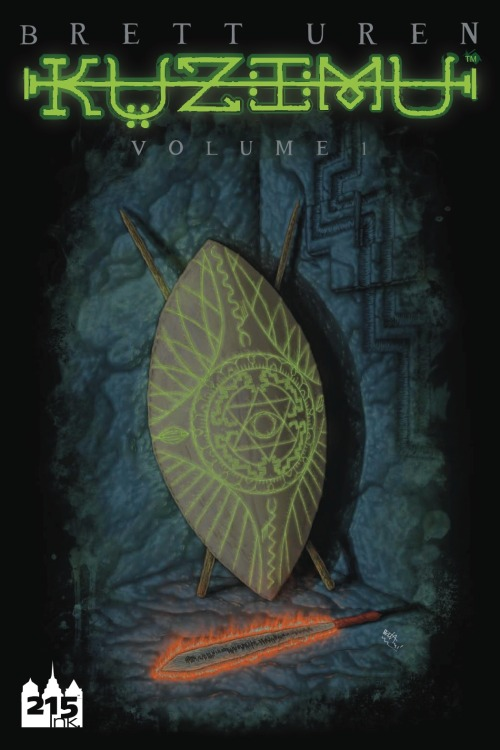 Kuzimu Volume 1 cover
