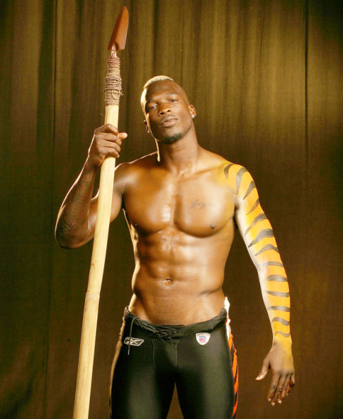 siphotos:  Chad Ochocinco (then Johnson) poses for a 2006 SI photo shoot. The wide receiver was cut by the Patriots on Thursday after a disappointing season where he caught just 15 passes for 276 yards. He is now a free agent. (Michael J. LeBrecht II/SI) BURKE: Ochocinco trade a rare misfire by Belichick  Can we talk about this photo for a minute?