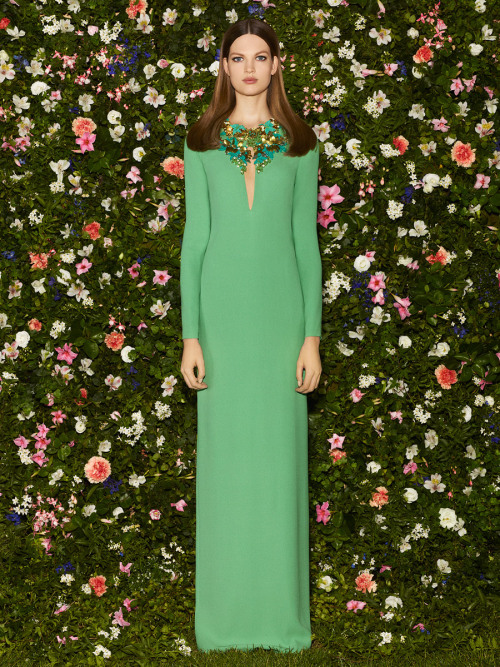 vogue:  Gucci Resort 2013 Photo: Courtesy of GucciVisit Vogue.com for the full collection and review.