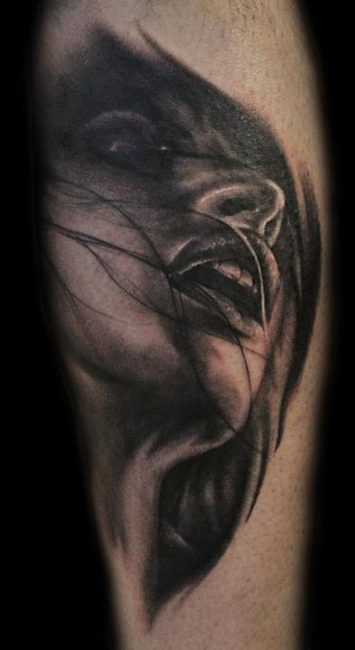 Awesome portrait done by Pawel