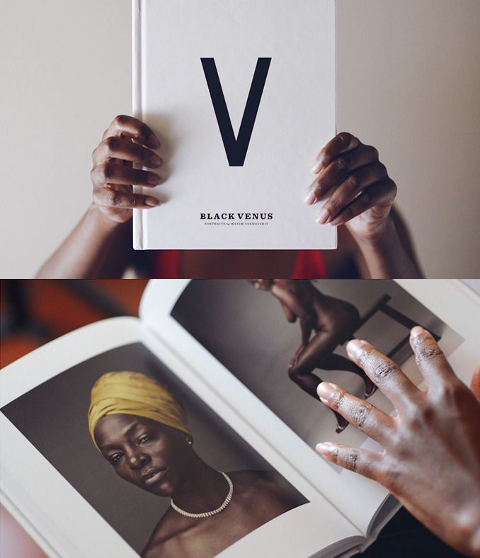 fuckyeahblackbeauties:  Black Venus, Vol. 1 — A collection of figure portraits celebrating the black female, represented by extraordinary everyday women from around the world. Learn more:http://blackvenusproject.com/book