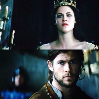 The Queen and the Huntsman