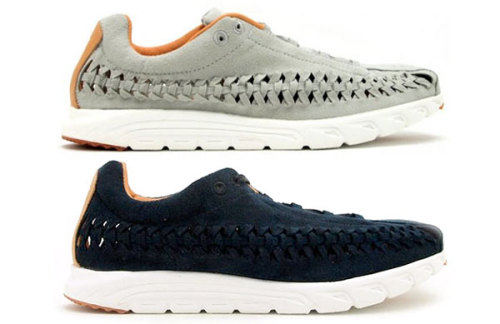 Nike Mayfly Woven - Quickstrike release We've seen the Mayfly make a comeback this year and here's a nice take on it but woven. The Mayfly is unique in it's own design but even more on this one I feel. This is a limited edition release by Nike Quickstrike available in two colour ways, granite and black. Perfect for when the sun comes back and we can get on with summer!  Now available from Nike retailers.