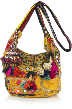 Hippy chic bohemian Rajasthan bag
