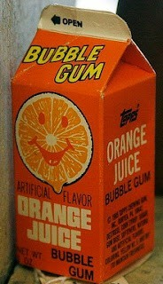 OJ Bubble Gum [Pinterest]