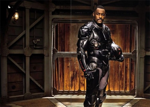 First Pic Of Idris Elba In Del Toro's 'Pacific Rim' | Latino Review