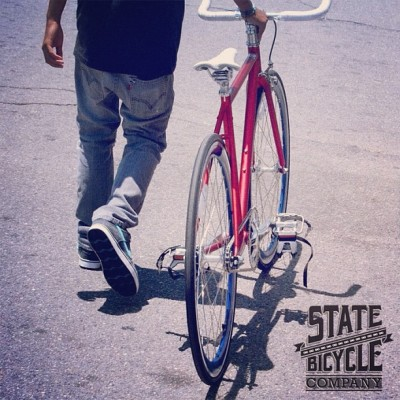 statebicycle:  #statebicycleco (Taken with Instagram)