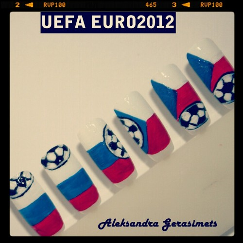 UEFA EURO2012 Russia vs. Czech Republic Get ready! xx