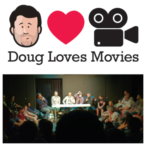 I'm on the new ep of @DougBenson's DOUG LOVES MOVIES podcast w/ @ScottAukerman @Jakethis & @mrseancullen. AND Doug brought back the MCS cover of the theme song for this episode…  Listen at douglovesmovies.com   Or download from iTunes: http://itunes.apple.com/us/podcast/doug-loves-movies/id281816774?mt=2&uo=4  #Hamish