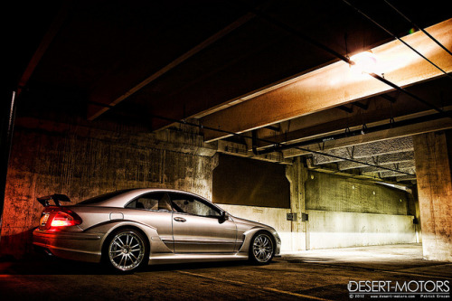 germaniron:  Mercedes-Benz CLK DTM via pat_ernzen