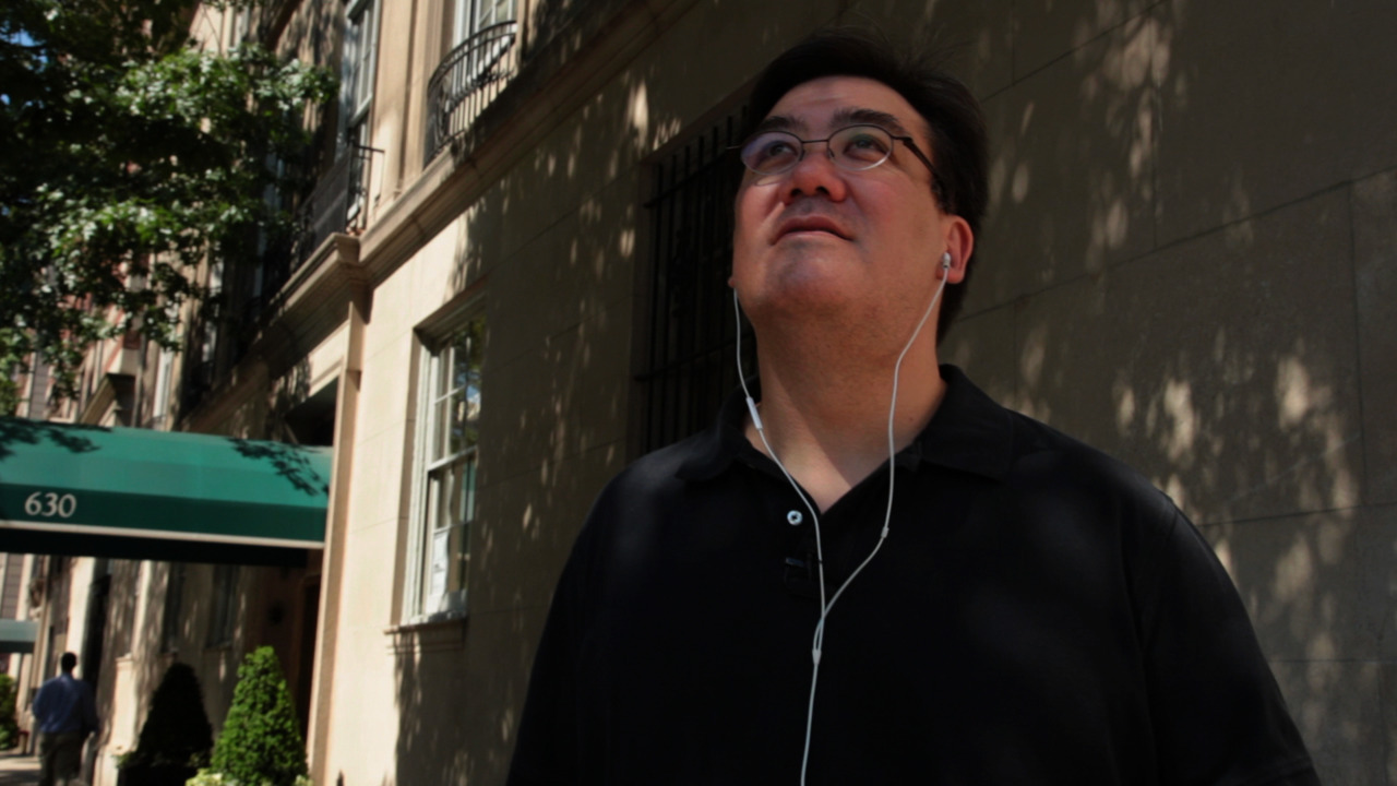 Park Avenue Inspiration Music Director Alan Gilbert was seen looking inspired on Park Avenue. Check nyphil360.com on June 11 to find out why!