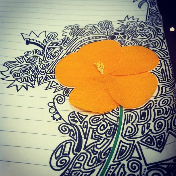 got bored again. (Taken with Instagram)