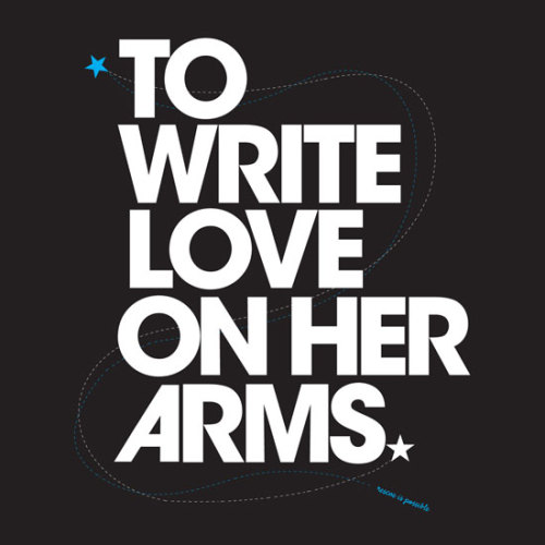 We caught up with To Write Love On Her Arms about their booth at summer music festivals & their current campaigns!