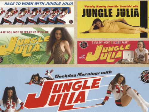 askstuntmanmike:  sarum114:  Jungle Julia promotes Hot Wax 505 in Austin, TX.  Shame about that accident. Real shame.  :|