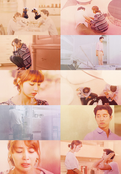 """""""Kyung joon-ah… when you change back for good, will I be able to let you go?"""" """"When I go back I will disappear from your side – I'll disappear so you'll never have to see me again."""""""