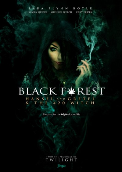 Black Forest: Hansel and Gretel & The 420 Witch - Poster