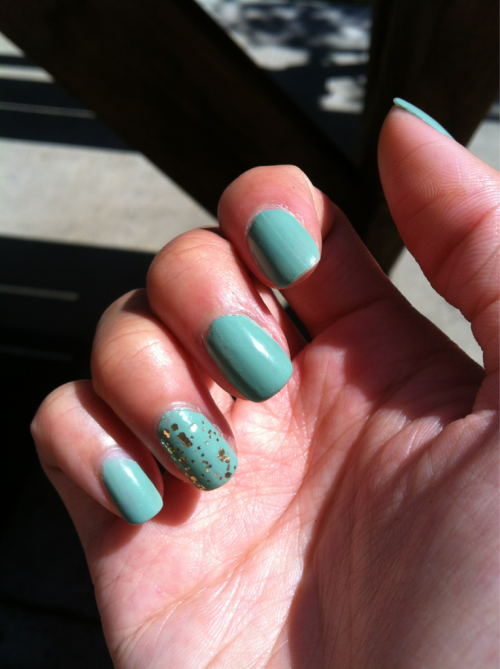 misscworld:  This weeks manicure