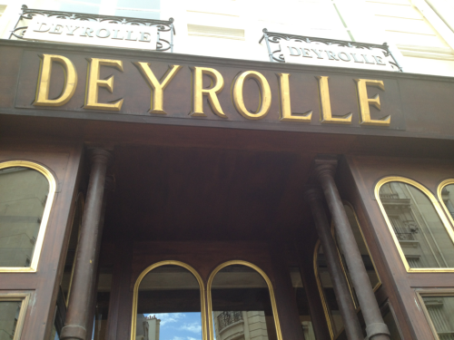 After the Louvre we visited Deyrolle, the famous taxidermy gallery. I took a bunch of pics on the sly. It was amazing!!