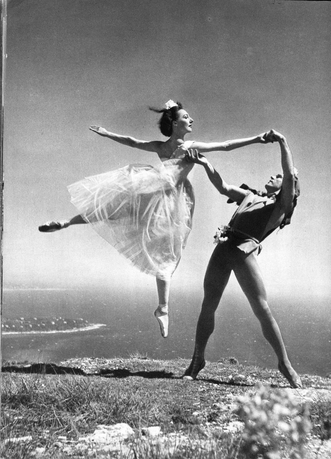 dancehistory:  From Ballet by Serge Lido, 1951.