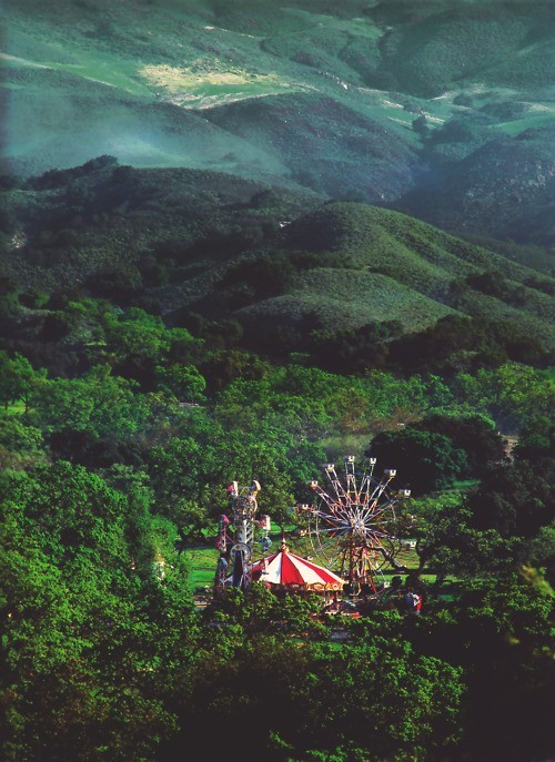 bluepueblo:  Forest Carnival, Romania photo via salveo