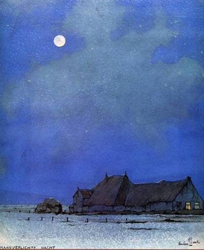 windypoplarsroom: Anton Pieck Your brightness is my darkness.I know nothing of You and, by myself,I cannot even imagine how to go about knowing You.If I imagine You, I am mistaken.If I understand You, I am deluded.If I am conscious and certain I know You, I am crazy.The darkness is enough.—Thomas Merton, prayer before midnight mass at Christmas, 1941