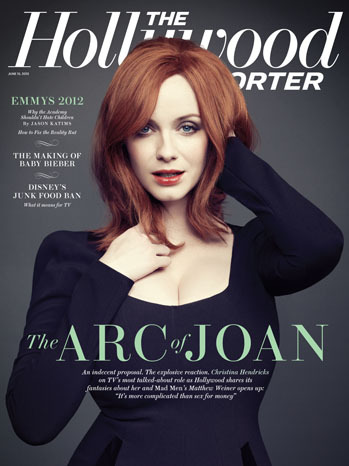 (via The Arc of Joan: The Secrets Behind 'Mad Men's' Most Divisive, Decisive and Delicious Character - The Hollywood Reporter)