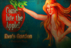 ♔ favorite places in rapture eve's garden