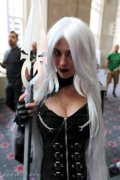 For those of you who haven't seen my Avacyn, Angel of Hope cosplay.
