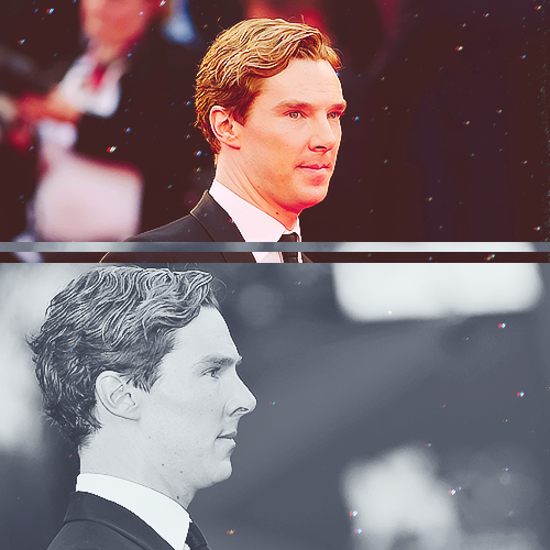 ★ twenty six, twenty seven/thirty five of Benedict Cumberbatch