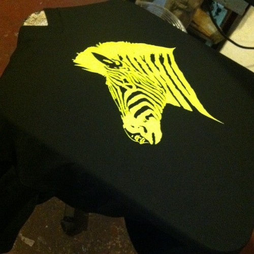The return of the Zebra. #searchandrescue #searchandrescuetees #kamouflage (Taken with Instagram)