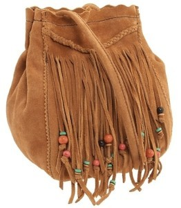 Shae would love this brown leather Lucky Brand bag!