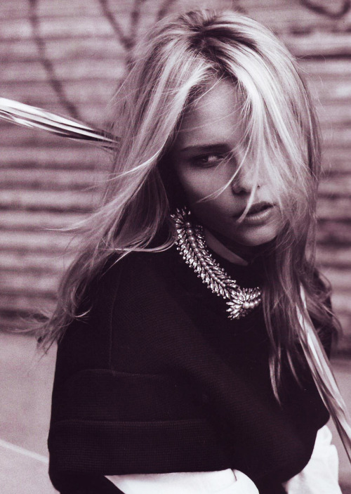 Natasha Poly/Pop Magazine Fall Winter 2008