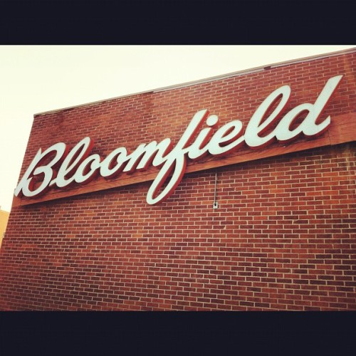 Bloomfield (Taken with Instagram)
