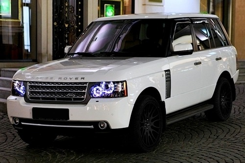johnny-escobar:  Range Rover