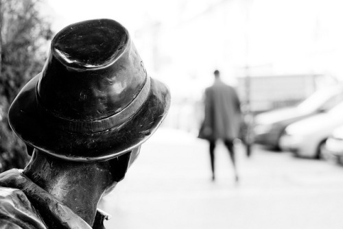 Fine Art Street Photography - …waited TOO long by michalfanta on Flickr.