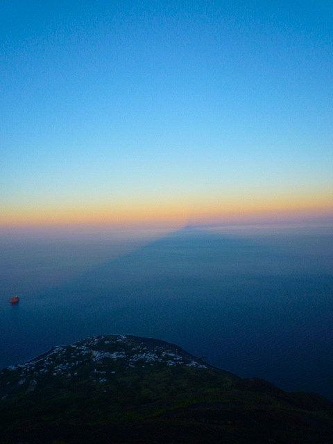 radicalover:  Stromboli's shadow