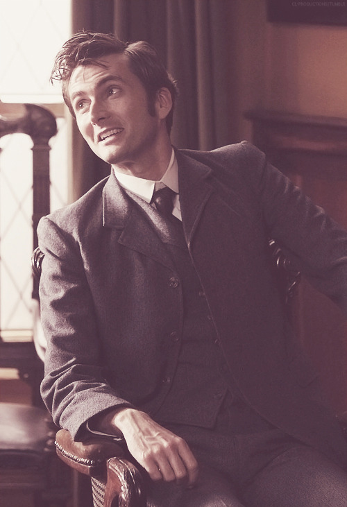 ♛ [10/100] photos of David Tennant [x]