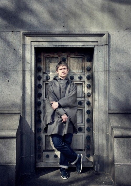 cumbergasm-freemoan:  ↳ 100 Pictures of Martin Freeman {19/100}