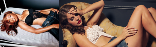 lana del rey copies brandy's iconic photoshoot