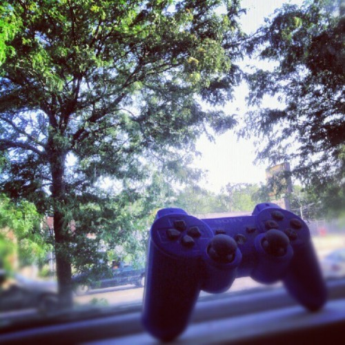 """Will i ever go outside?"" Lol wtf is outside? XD  (Taken with Instagram)"
