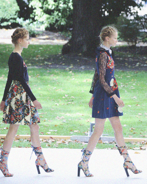 metamorphosis-style:  Erdem London Spring 2011