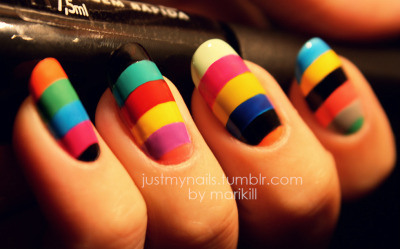 justmynails:  Colors!