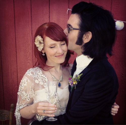 Yesterday I got married to the best man in the world…