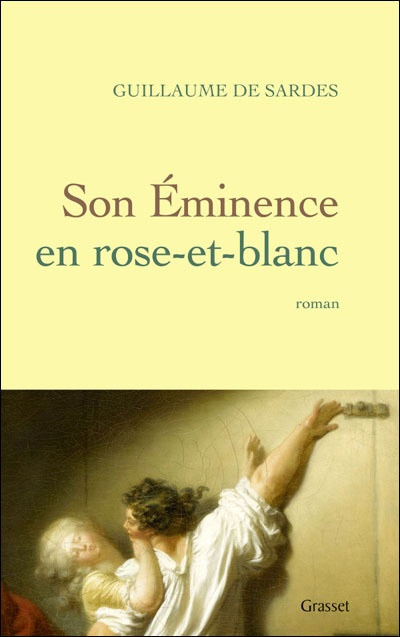 Guillaume de sardes son éminence en rose et blanc on Flickr.
