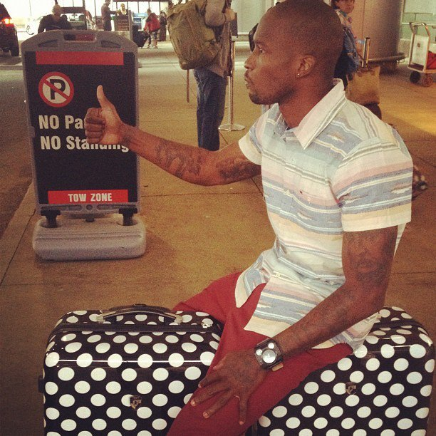 Chad Ochocinco is out of work after being released by the New England Patriots.